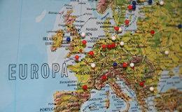 Eiropas karte