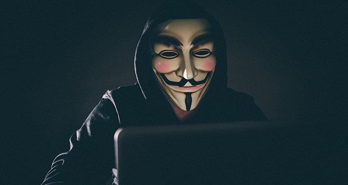 Hakeris pie datora