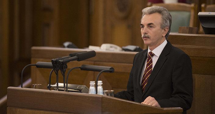 Saeimas deputāts Gunārs Kūtris