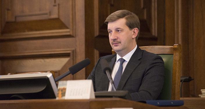 Saeimas deputāts Andrejs Kļementjevs