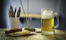 Krūze alus. Foto no arhīva