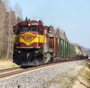 Эстонская железная дорога