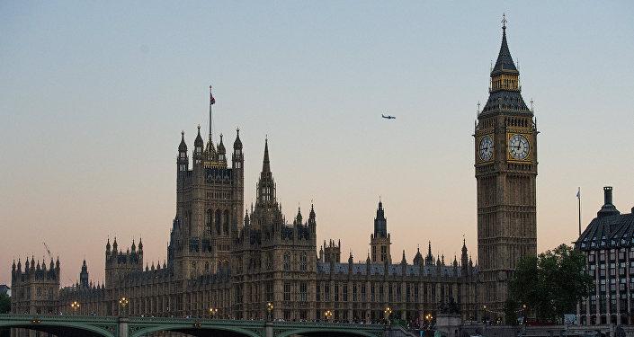 Vestminsteras abateja un Bigbens