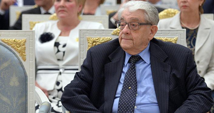 Валентин Зорин. Архивное фото