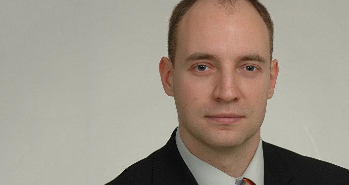 Jurists un tiesībsargs Jurijs Sokolovskis. Foto no arhīva