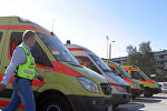 Машины скорой помощи в Риге