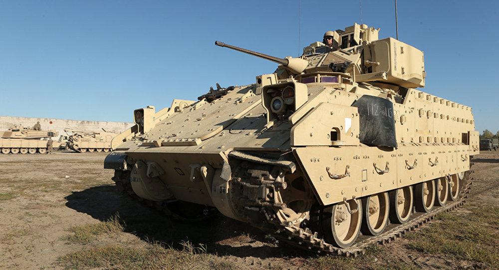 ВЛатвию перебросят танковую роту изПольши для укрепления батальона НАТО