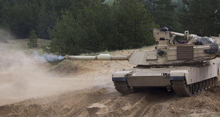 Tanks M1A2 Abrams