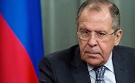 KF Ārlietu ministrijas vadītājs Sergejs Lavrovs