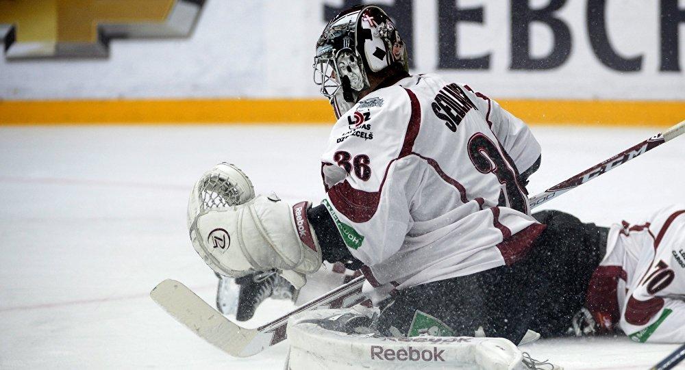 Хоккей. Динамо (Рига)