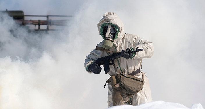 Ķīmiskas aizsardzības militārās vienības