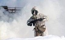 Войска радиационной, биологической и химической защиты
