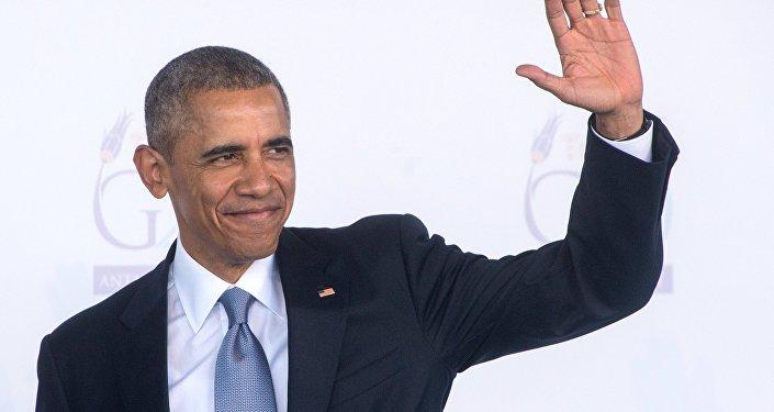 ASV prezidents Baraks Obama
