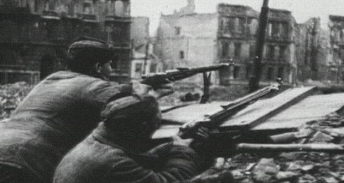 Крах гитлеровского режима. Берлинская операция Красной армии 1945 года