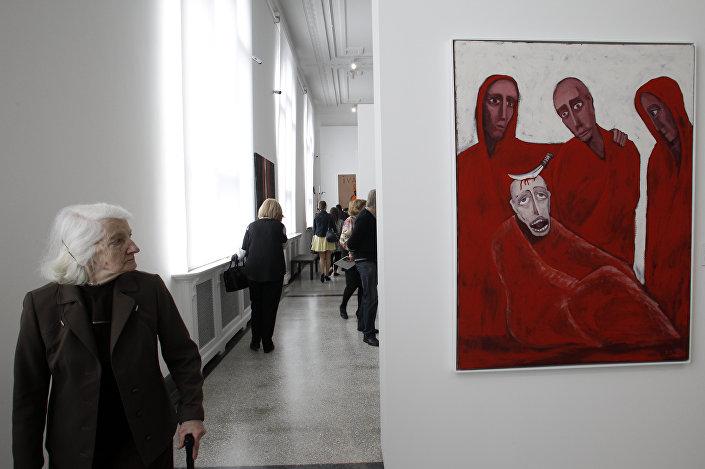 Открытие Национального Художественного музея
