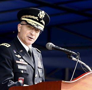 Генерал Кертис Скапаротти