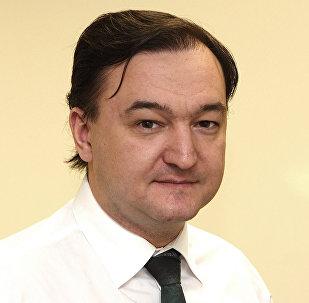 Sergejs Magņitskis