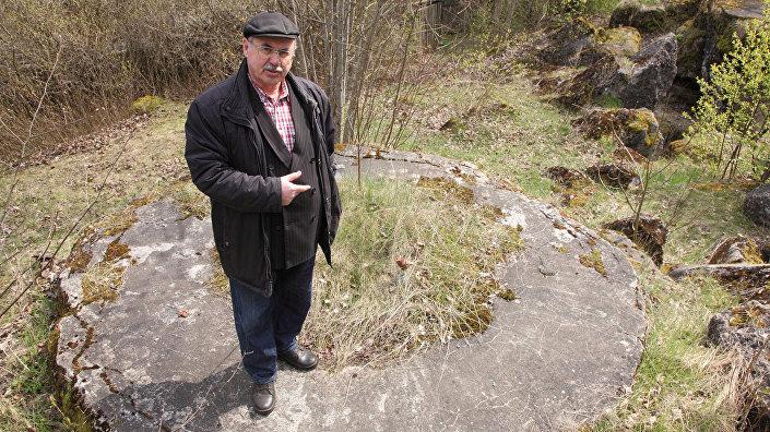 Юрий Мелконов – хранитель истории береговых укреплений Риги