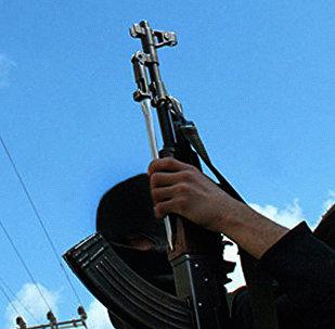Teroristiskā grupējuma Islāma valsts. Foto no arhīva