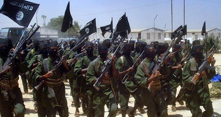 Войска боевиков ИГИЛ. Архивное фото