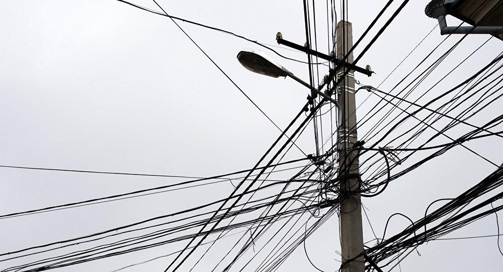 Elektrības pārvades līnijas