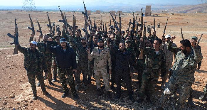 Sīrijas armija