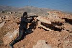 Центр подготовки бойцов ополчения в Сирии