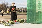 Памятник жертвам трагедии в Золитуде