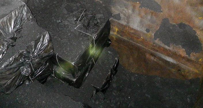 Контрабанда в вагоне с углем. Архивное фото