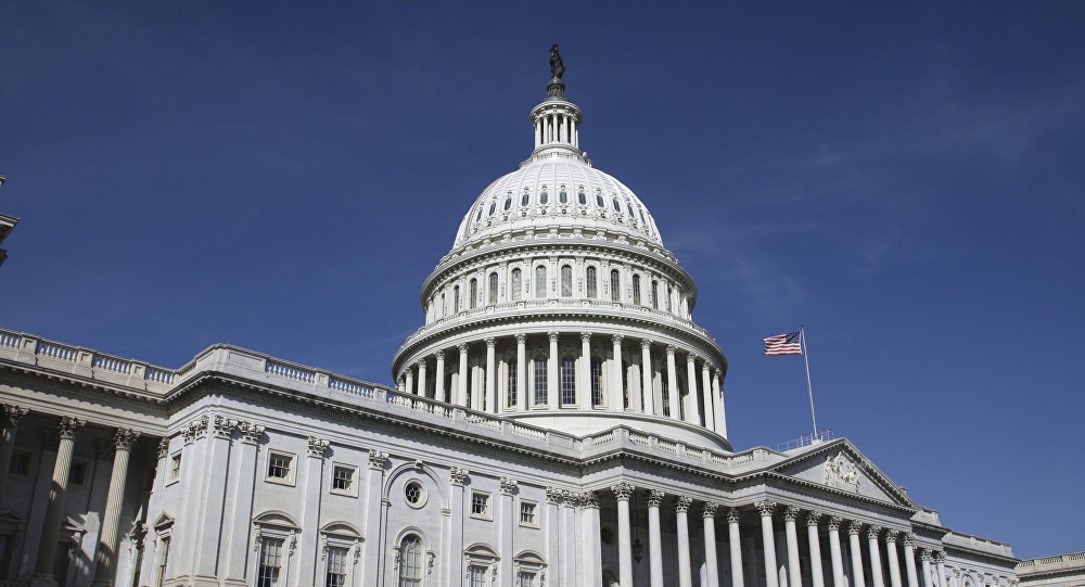 ASV Kongresa ēka. Foto no arhīva