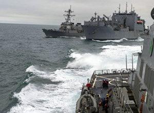 NATO militārie kuģi