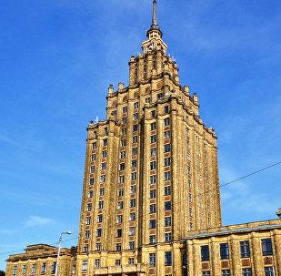 Latvijas Zinātņu akadēmijas ēka