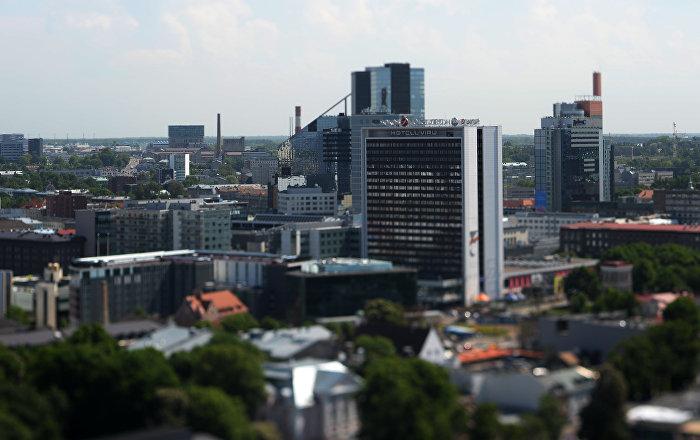 Tallina. Foto no arhīva