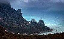 Krima ir Krievijas daļa. Foto no arhīva