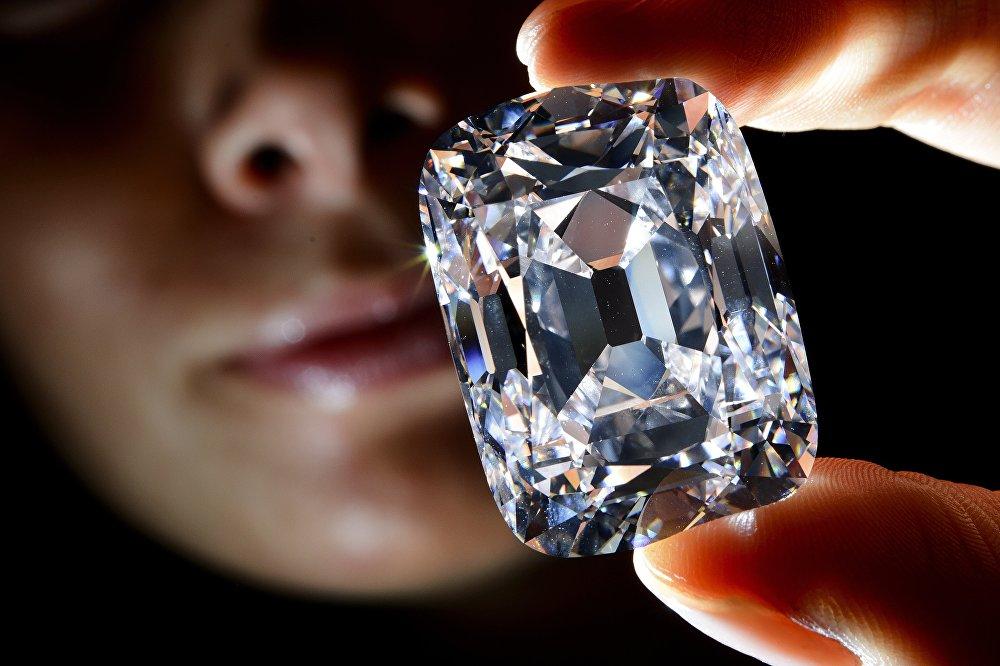 Эрцгерцог Иосиф – камень редкой красоты весом 76,02 карата
