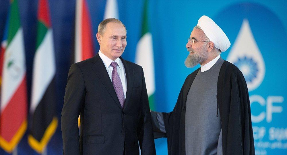 Рабочий визит президента РФ В.Путина в Иран. Фото с места события