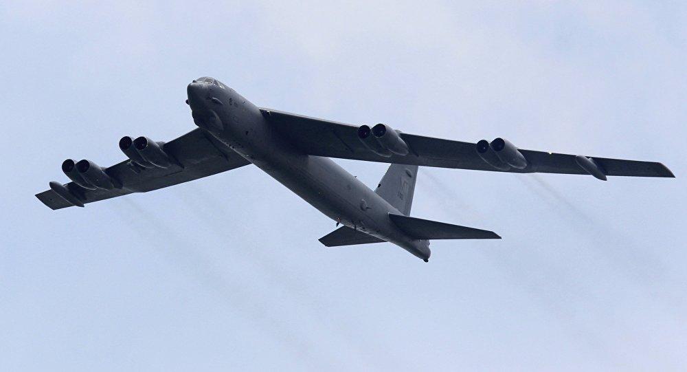 Стратегические бомбардировщики B-52 сбросят вЭстонии учебные бомбы