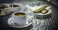 Kafejnīca. Foto no arhīva