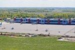 Аэропорт Храброво в Калининградской области. Архивное фото
