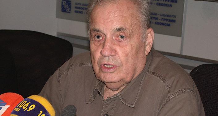 Кинорежиссер Эльдар Рязанов. Архивное фото