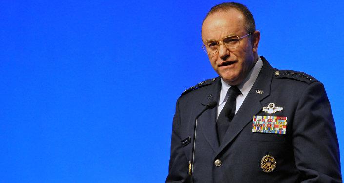 Генерал Филип Бридлав. Архивное фото