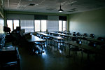 Пустой класс, архивное фото