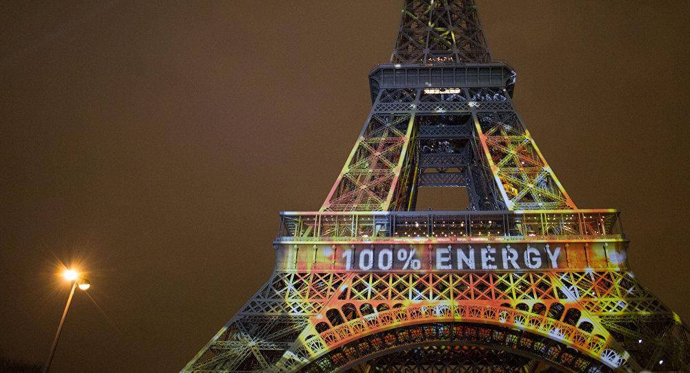 Накануне Международной конференции по климату COP21. Архивное фото