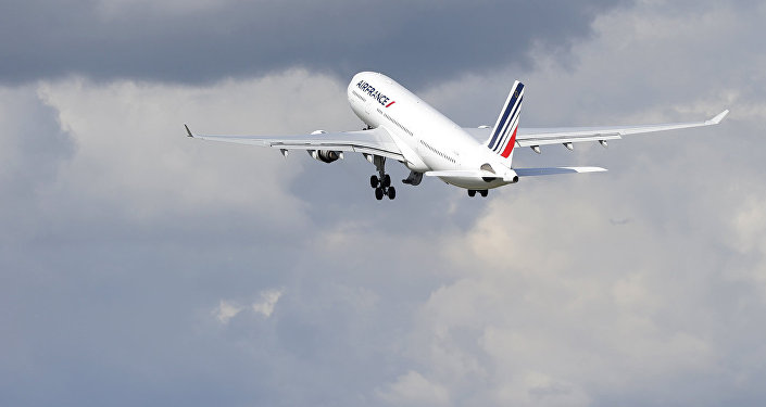 Air France kompānijas lidmašīna