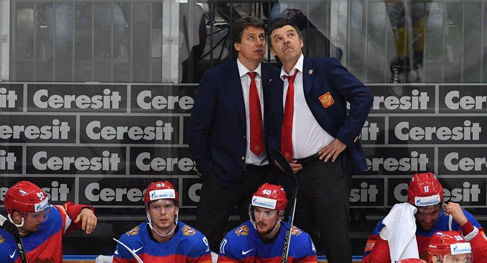 ФХР объявила оназначении Воробьева и.о. основного тренера сборнойРФ