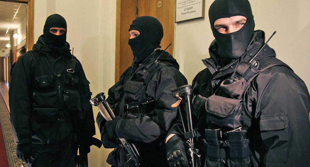Ukrainas Drošības dienests. Foto no arhīva