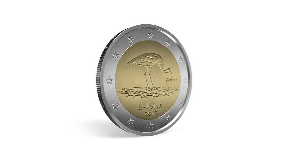 Памятная монета достоинством 2 евро