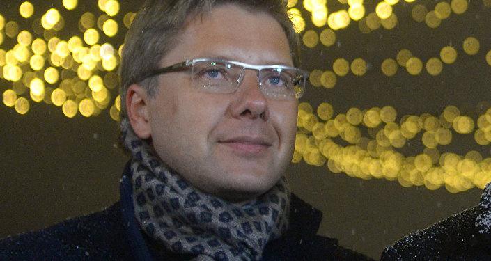 Rīgas mērs Nils Ušakovs.
