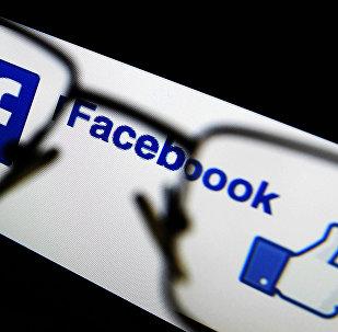 Sociālais tīkls Facebook. Foto no arhīva