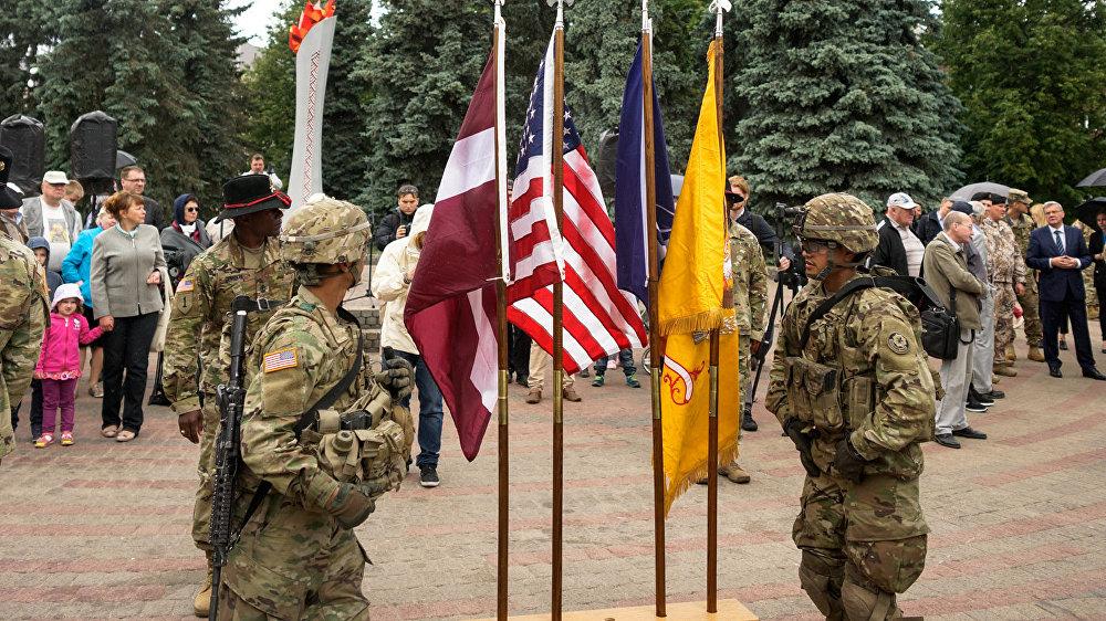 ASV 2. kavalērijas pulks, apmeklēs 11 Latvijas pilsētas un dosies uz Igauniju.